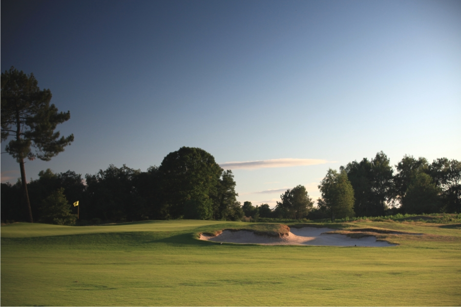 Golf in Medoc
