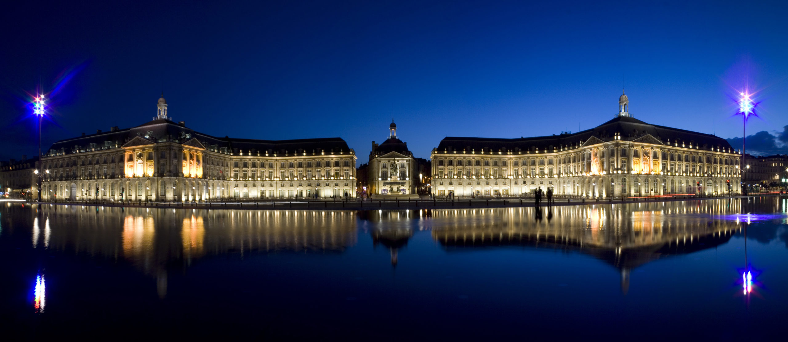 Bordeaux City - Banks of the Garonne